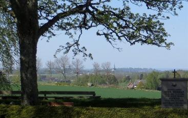 Utsikt från Hagebyhöga