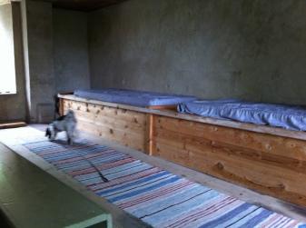 Här kan man sova en natt!